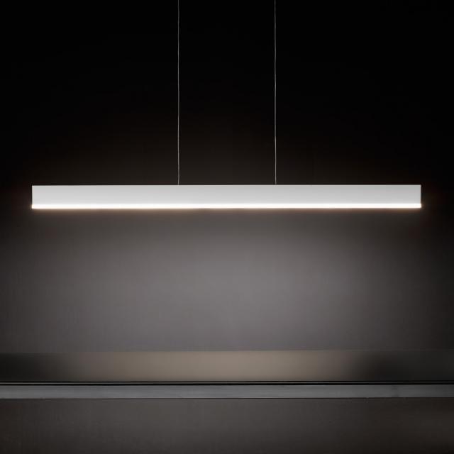 AI LATI Riga LED Pendelleuchte mit Dimmer