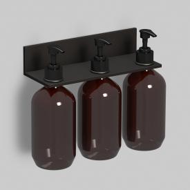 Alape Assist Duschablage mit 3 Seifenspendern