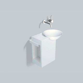 alape wp insert1 waschplatz becken rechts ablage wei 5244000000 reuter. Black Bedroom Furniture Sets. Home Design Ideas