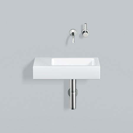 alape xplore s wt xs waschtisch wei ohne hahnloch 4293000000 reuter. Black Bedroom Furniture Sets. Home Design Ideas