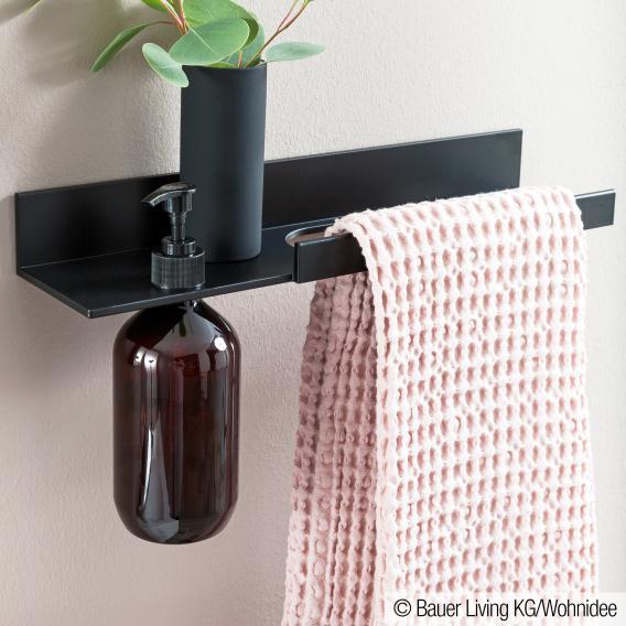 Alape Assist Handtuchhalter mit Lotionspender