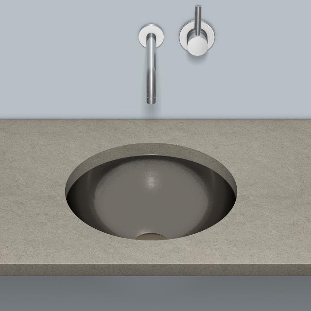 Alape Metallic UB.K400 Unterbaubecken