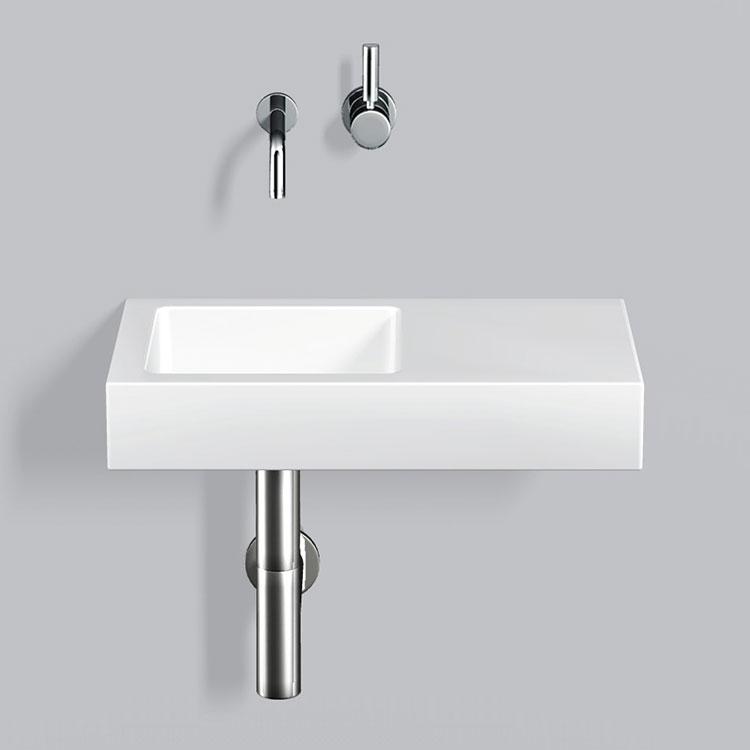 waschtisch ohne becken kleiner waschtisch mit kleines waschbecken ohne hahnloch hangend gaste. Black Bedroom Furniture Sets. Home Design Ideas