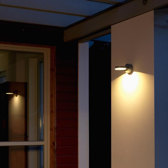 albert LED Wandleuchte