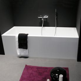 antoniolupi BIBLIO Rechteck-Badewanne mit Verkleidung 3-seitig