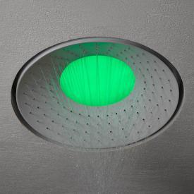 antoniolupi LUMEN Einbaudeckenduschkopf mit RGB-LED-Beleuchtung
