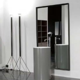 antoniolupi SFOGLIA rechteckiger Spiegel mit Rahmen rovere sbiancato Echtholzfurnier