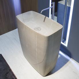 antoniolupi TENDER bodenstehender Waschtisch steingrau