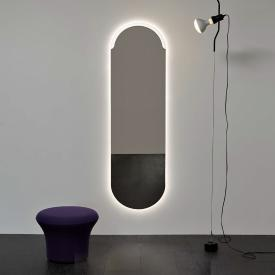 antoniolupi USB Spiegel mit LED-Beleuchtung