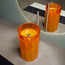 antoniolupi VITREO bodenstehender Waschtisch ambra