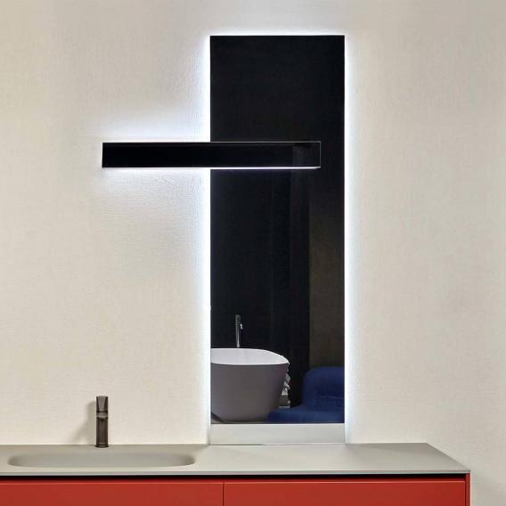 antoniolupi NEULUCE Spiegel mit LED-Beleuchtung Beleuchtung links
