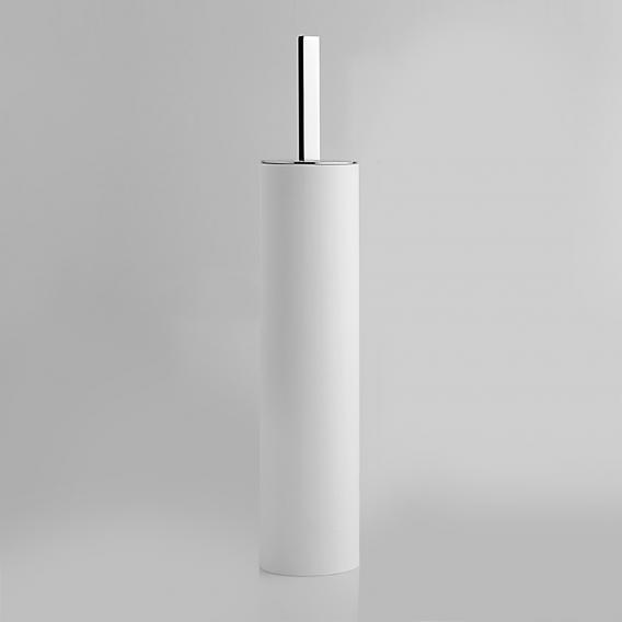 antoniolupi PLAY bodenstehender WC-Bürstenhalter weiß matt