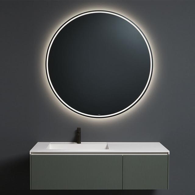 antoniolupi ALBORE Spiegel mit LED-Beleuchtung