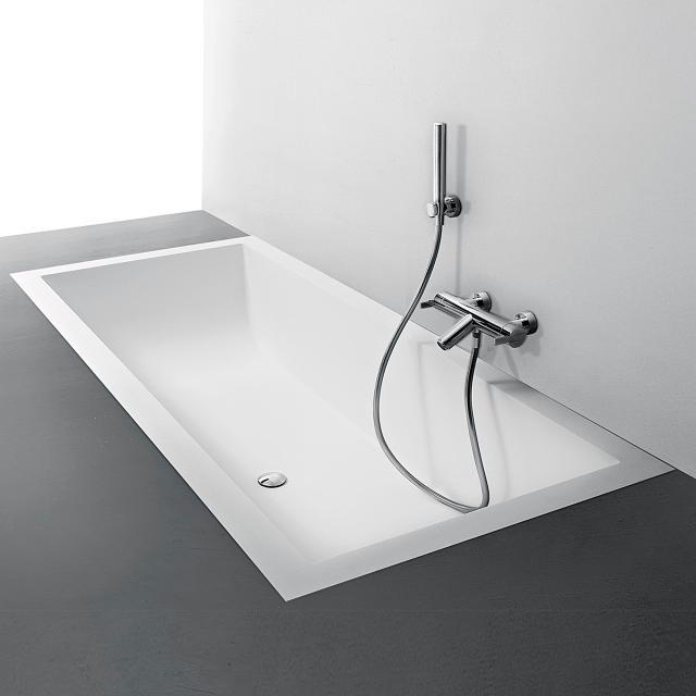antoniolupi BIBLIO Rechteck-Badewanne, Einbau