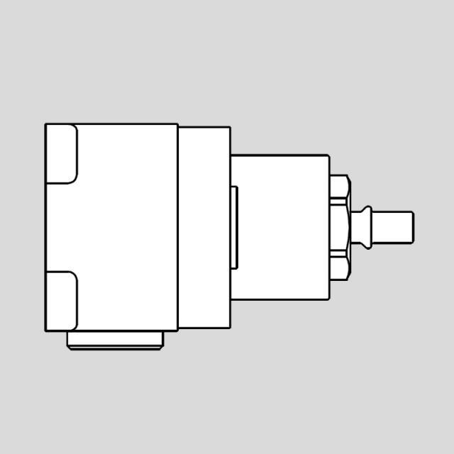 antoniolupi BIKAPPA Unterputz-Grundkörper für Waschtisch-Eingriffmischer chrom