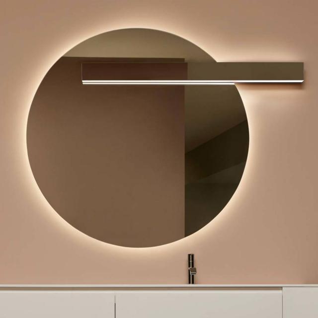 antoniolupi CIRCUS Spiegel mit LED-Beleuchtung Beleuchtung rechts