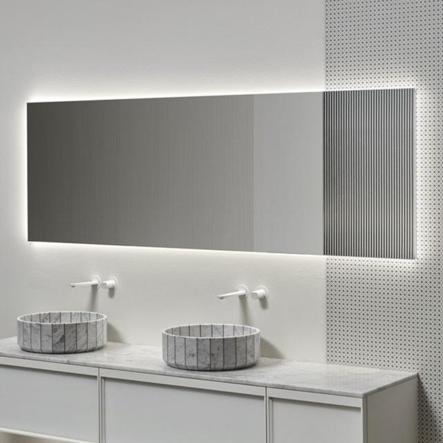 antoniolupi DISTINTO Spiegel mit LED-Beleuchtung