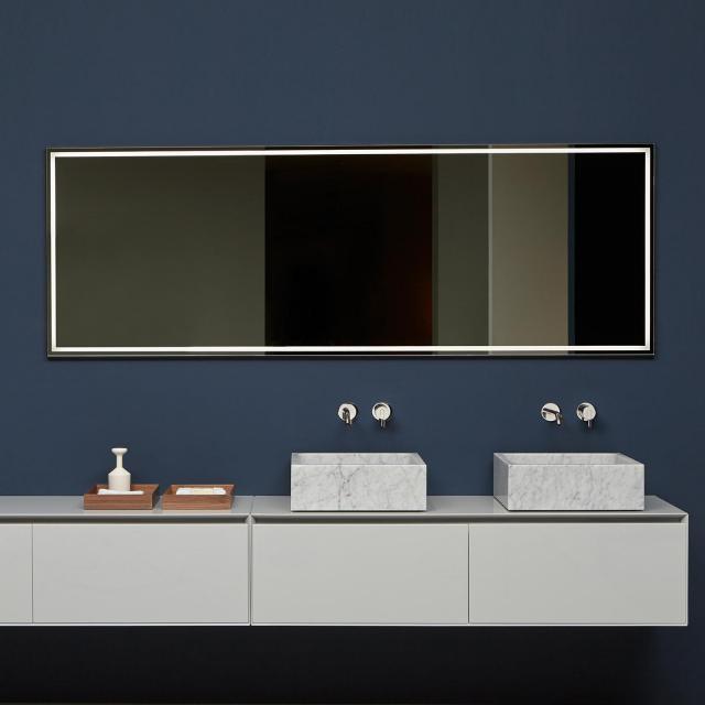 antoniolupi FILA Spiegel mit LED-Beleuchtung