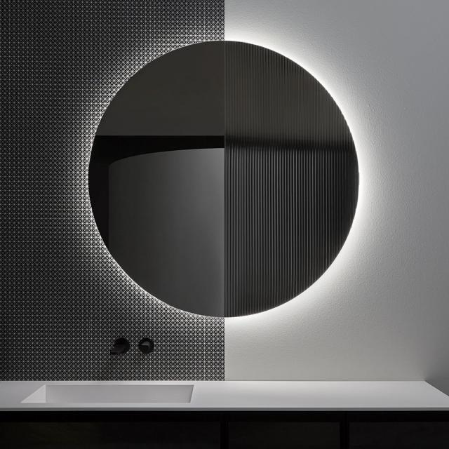 antoniolupi SUPERLUNA Spiegel mit LED-Beleuchtung