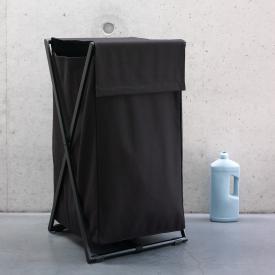 Aquanova ICON Wäschekorb schwarz