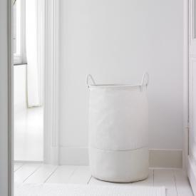Aquanova SCOOP Wäschekorb weiß