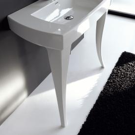 Jazz Keramikfüße zu Waschtisch JZL001 weiß