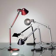 Artemide Tolomeo Micro table lamp with base