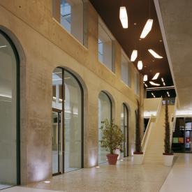 Artemide Architectural Mouette Pendelleuchte symmetrisch