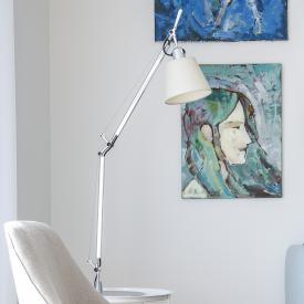 Artemide Tolomeo Basculante Tischleuchte mit Tischfuß