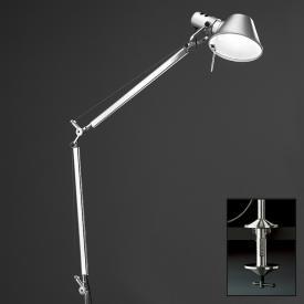 Artemide Tolomeo LED TW Klemmleuchte mit Dimmer