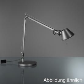 Artemide Tolomeo Midi LED Tischleuchte mit Fuß und Dimmer