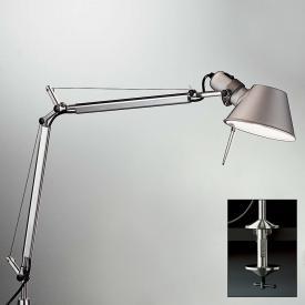 Artemide Tolomeo Mini LED Klemmleuchte mit Bewegungsmelder und Dimmer