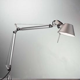 Artemide Tolomeo Mini LED Tischleuchte mit Schraubbefestigung und Dimmer