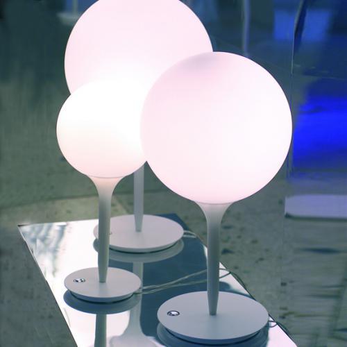 artemide castore tischleuchte mit dimmer 1049010a reuter. Black Bedroom Furniture Sets. Home Design Ideas