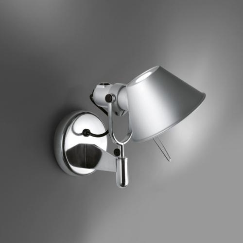 artemide tolomeo faretto wandleuchte a029250 reuter. Black Bedroom Furniture Sets. Home Design Ideas