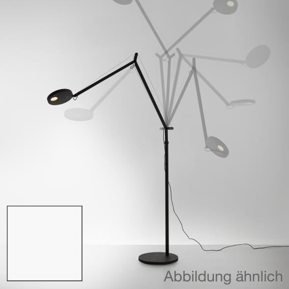 Artemide Demetra Lettura LED Stehleuchte mit Dimmer