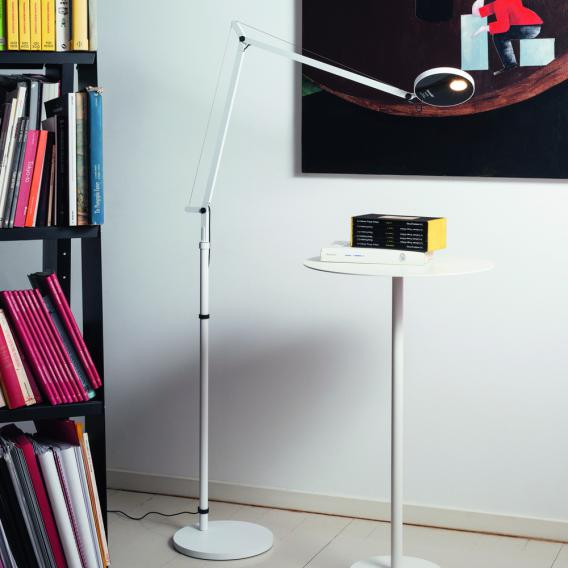 Artemide Demetra Professional Reading LED Stehleuchte mit Dimmer