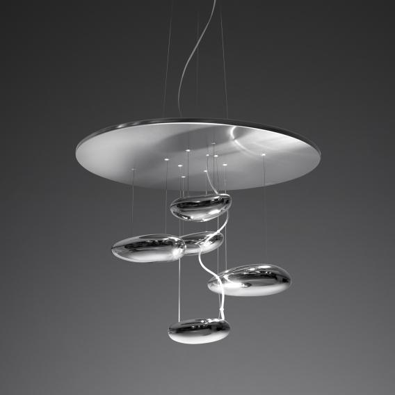 Artemide Mercury Mini Sospensione Inox LED Pendelleuchte