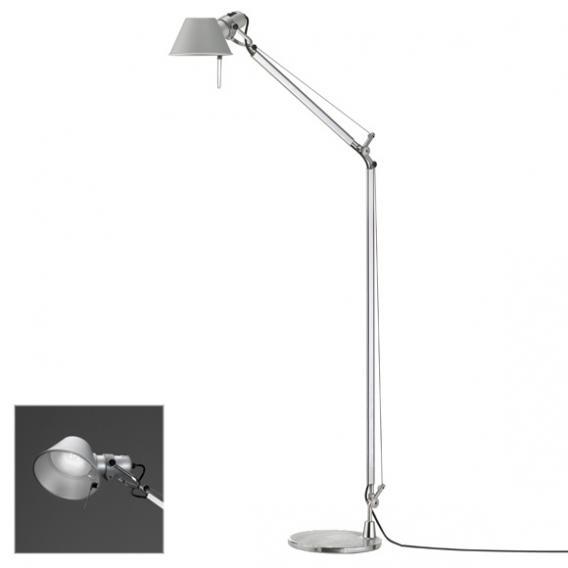 Artemide Tolomeo Lettura LED Stehleuchte mit Dimmer