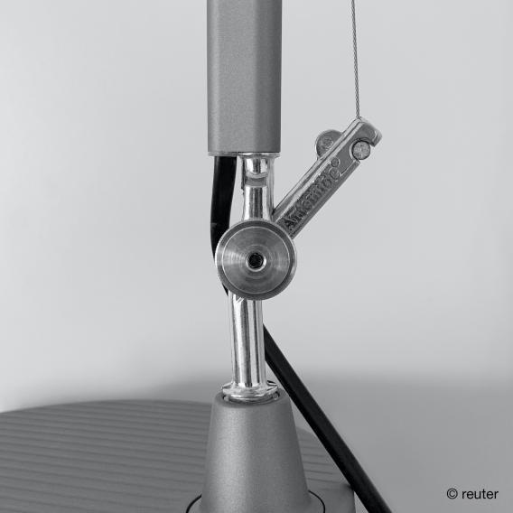 Artemide Tolomeo Micro Tischleuchte mit Tischfuß