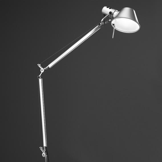 Artemide Tolomeo Terra LED TW Stehleuchte mit Standfuß und Dimmer