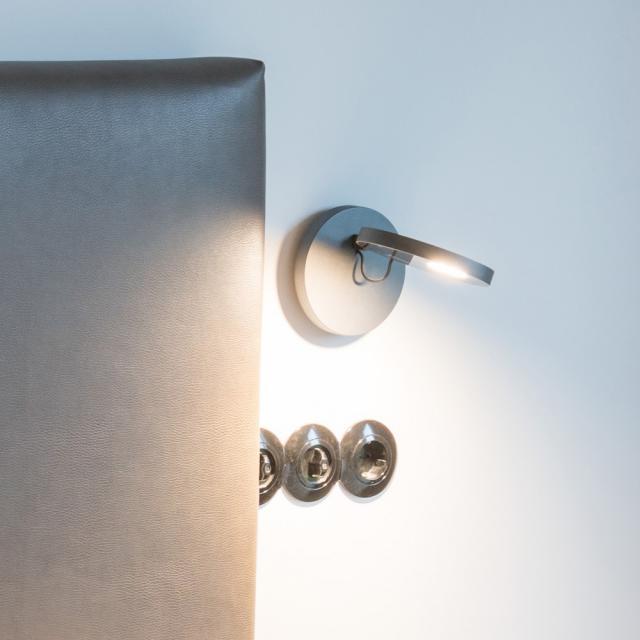 Artemide Demetra Faretto LED Wandleuchte / Spot mit Dimmer