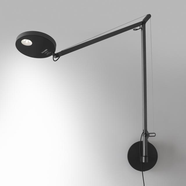 Artemide Demetra Professional LED Wandleuchte mit Bewegungsmelder und Dimmer