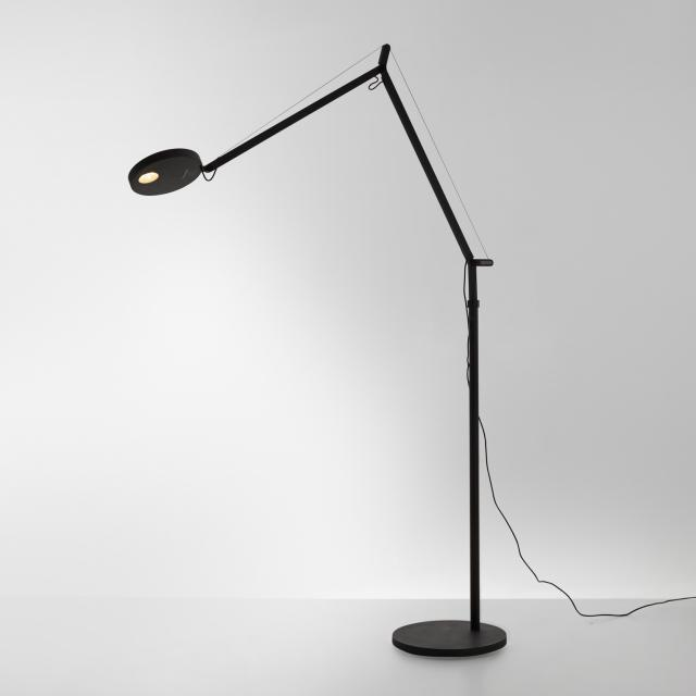Artemide Demetra Professional Reading LED Stehleuchte mit Bewegungsmelder und Dimmer