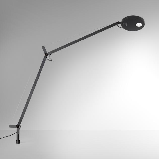Artemide Demetra Tavolo LED Tischleuchte mit Schraubbefestigung und Dimmer