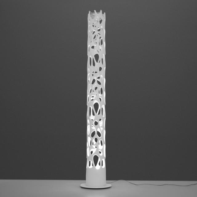 Artemide New Nature LED Stehleuchte mit Dimmer