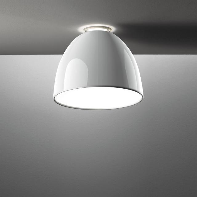Artemide Nur Mini Gloss LED Soffitto Deckenleuchte