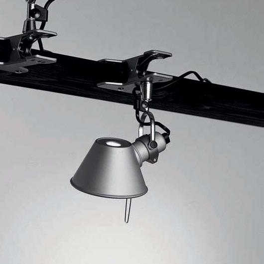 Artemide Tolomeo Micro Pinza LED Klemmleuchte mit Dimmer