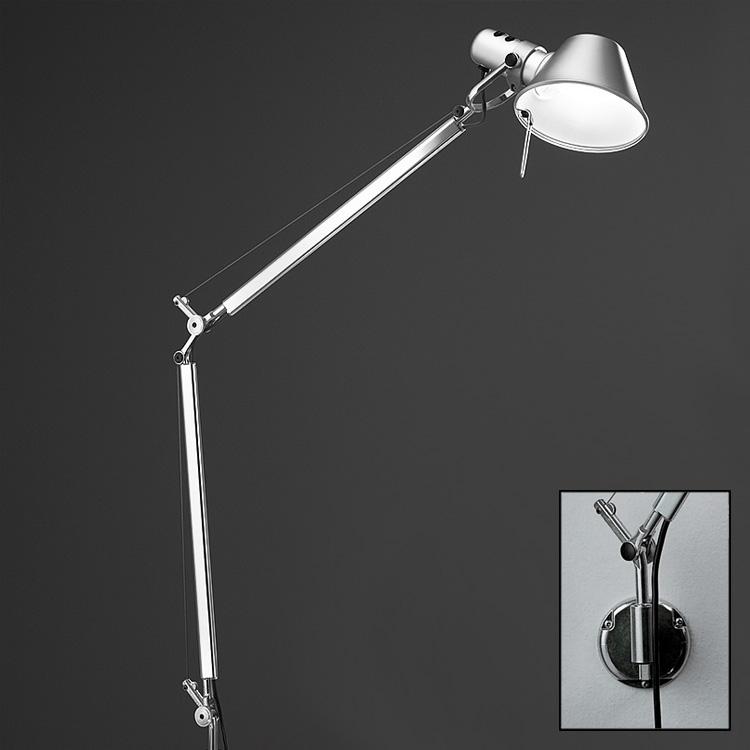 Artemide Tolomeo Parete LED TW Wandleuchte Mit Dimmer ...