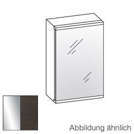 Artiqua Universal LED-Spiegelschrank Front verspiegelt / Korpus mokka Struktur